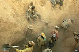 Zimbabwe to Sell Diamonds from Controversial Mine