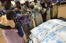 Pregnant Women and Young Children Vulnerable to Sahel Food Shortage