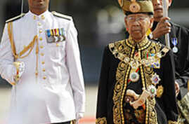 Malaysian Sultan Becomes Country's Oldest Monarch