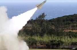 Taiwan Tests Missiles Ahead of China-US Meeting