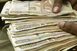 Kenyans Feel Pinch as Shilling Plummets