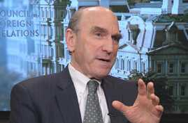 Elliot Abrams - Press Conference USA 02-18