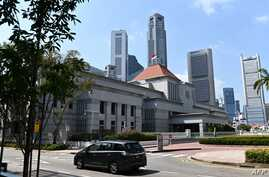 Parliament House in Singapore