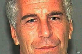 FILE - A July 2006 photo provided by the Palm Beach Sheriff's Office shows Jeffrey Epstein.