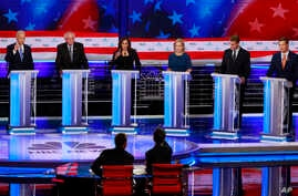 Democratic presidential debate in Miami, June 17, 2019