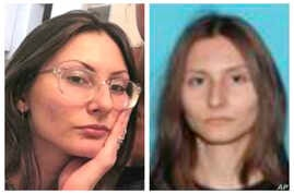 This combination of undated photos released by the Jefferson County, Colo., Sheriff's Office on April 16, 2019 shows Sol Pais.