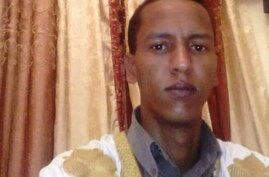 Mohamed Ould Cheikh Mkhaitir has been in prison for what the state called blasphemy since 2013. (Courtesy Photo)
