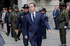 John Sanders, US Customs and Border Protection acting commissioner