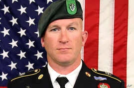 "Sgt. Maj. James G. ""Ryan"" Sartor is seen in an undated photo provided by the U.S. Army Special Operations Command."