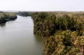 The Kwanza River in Angola was an important trade route — and people who lived near its banks got swept up in the slave trade.