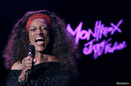 U.S. opera singer Jessye Norman performs during the 44th Montreux Jazz Festival, July 4, 2010.