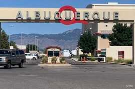 Albuquerque Studios, a 100,000-square-foot-compound houses NETFLIX and NBC Universal among other production companies.