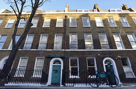 A general view shows the Charles Dickens Museum in central London December 10, 2012. The former London home of Charles Dickens…
