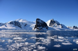 FILE - view of Orne Harbour in South Shetland Islands, Antarctica, Nov. 27, 2019. Brazilian scientists registered Antarctic temperature above 20° C for first time on record at Seymour Island, Feb. 9, 2020.