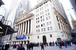 Photo by: John Nacion/STAR MAX/IPx 2020 3/23/20 New York Stock Exchange (NYSE) goes fully electronic today without floor…