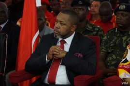 FILE - Malawi's Vice President Soulos Chilima has also pledged to donate his  full salary for the next three months towards the fight against coronavirus. (L. Masina/VOA)