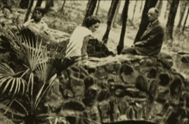 Macon residents spend some time at Baconsfield Park in Georgia. (Courtesy Middle Georgia Regional Library)