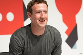 FILE - Facebook, Inc. CEO Mark Zuckerberg.
