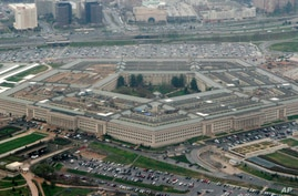 FILE - The Pentagon in Washington.