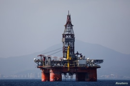 The Hai Yang Shi You 981 oil platform operated by China National Offshore Oil Corporation (CNOOC) is seen in the sea off China…