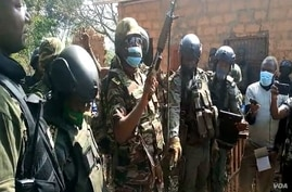Cameroon's military says a dozen troops Friday night attacked a separatist camp in Ntanka, an English-speaking village near the northwestern town of Bamenda, Feb. 6, 2021.