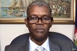 Haitian Minister Mathias Pierre is overseeing the 2021 elections