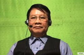 "Tran Quoc Khanh was detained March 9 on accusations of using Facebook Live to ""distort information against the State, causing public confusion."""