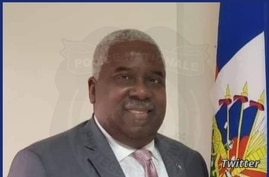 Christian Emmanuel Sanon, a Haitian-American who lives in Florida, has been named as the mastermind of the assassination plot against Haiti's President Jovenel Moise. (Photo: PNH Twitter)
