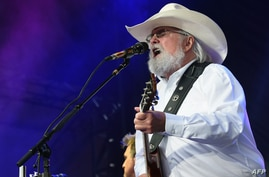 MANHATTAN, KS - JUNE 22: Charlie Daniels performs during Kicker Country Stampede - Day 2 at Tuttle Creek State Park on June 22,…