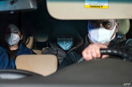 Chilean Nicolas Zepeda (C), suspect of the disappearance and possible murder of Japanese student Narumi Kurosaki in 2016,…