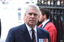 November 21st 2019 - Prince Andrew The Duke of York steps down from all official royal public duties amid the escalation of his…