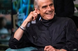 """Jeremy Irons participates in the BUILD Speaker Series to discuss the television show """"Watchmen"""" at BUILD Studio on Wednesday,…"""