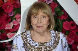 Photo by: zz/Dennis Van Tine/STAR MAX/IPx 9/10/20 Diana Rigg has passed away at age 82. STAR MAX File Photo: 6/10/18 Diana Rigg…