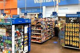 Photo by: BBB/STAR MAX/IPx 2020 10/29/20 Walmart pulls guns and ammo off sales floor because of 'Civil Unrest'., but will still…