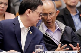 Former chief of the Philippine National Police Criminal Investigation and Detection Group (PNP-CIDG) and now Mayor Benjamin…