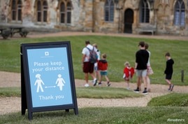 Battle of Hastings, Abbey and Battlefield reopen after lockdown, in Battle
