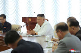 Political Bureau meeting of the Central Committee of the Workers' Party of Korea (WPK)