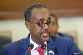 Mohamed Hussein Roble named as Somalia's prime minister