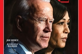 TIME Names the 2020 Person of the Year: Joe Biden & Kamala Harris