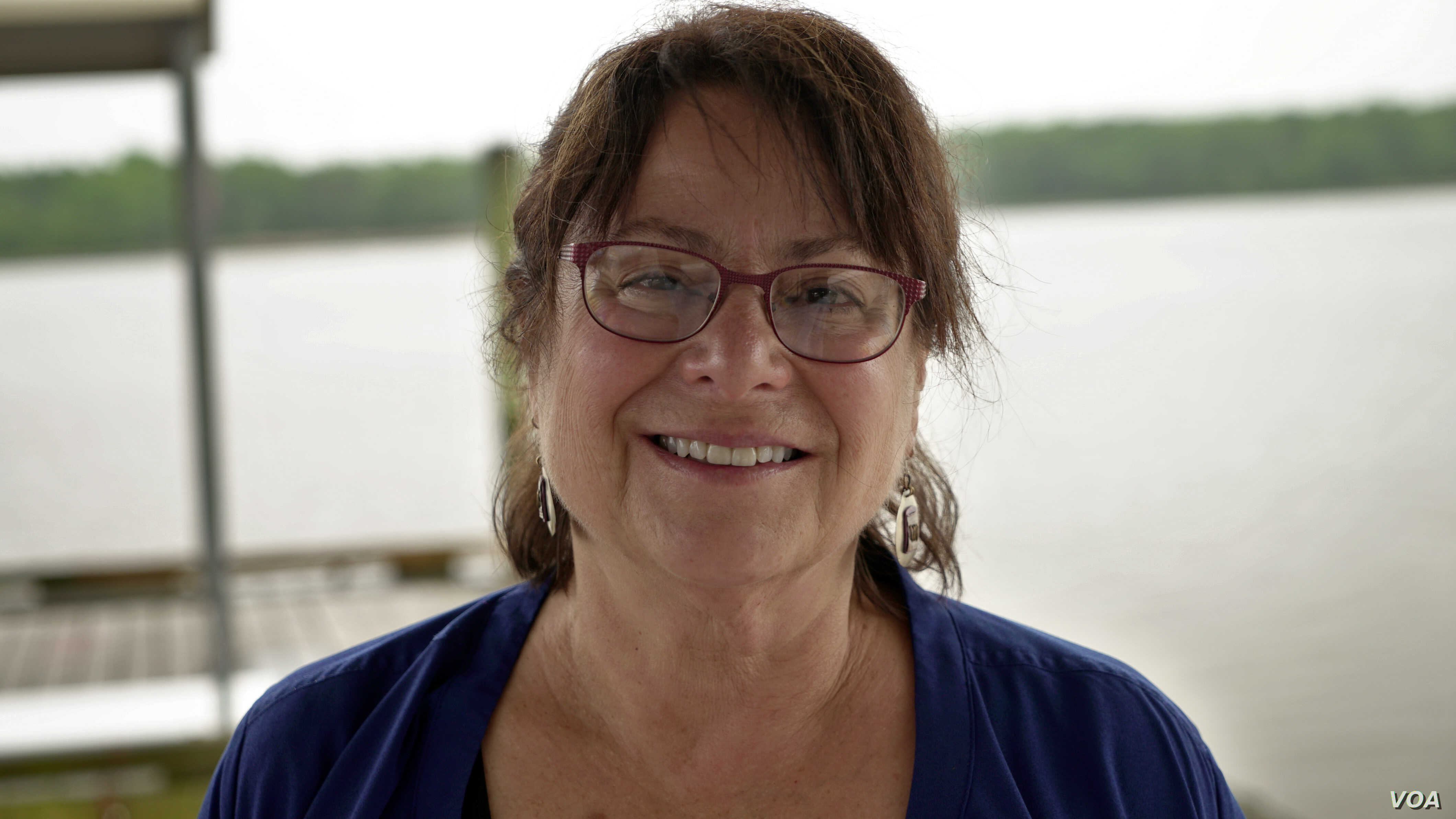 "Denise Breitburg is an American marine ecologist. Breitburg has made a specialty of studying the ""dead zones"" that occur in fresh water, and particularly in the Chesapeake Bay."