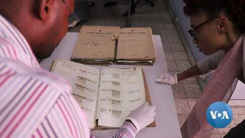 Slave Records in Angola Show Exploitation – and Resistance