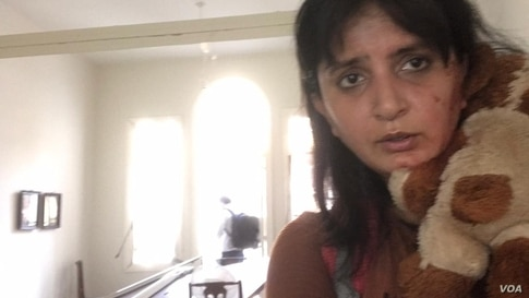 VOA Beirut reporter Anchal Vohra was injured by the explosion that rocked the Lebanese capital, Aug. 4, 2020.