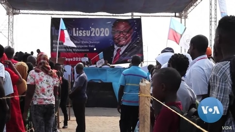 Tanzanians Approach Election With Economic Advances, Rights Squeezed