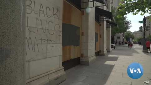 Some Business Owners Chose to Support Protesters Despite Damage