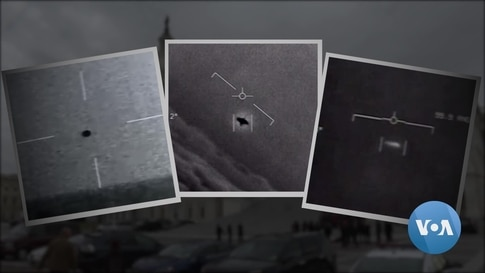 Pentagon Report on UFOs Expected This Week