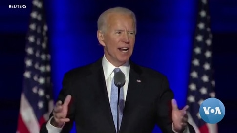 Biden Moves Forward on Transition While Trump Contests Votes