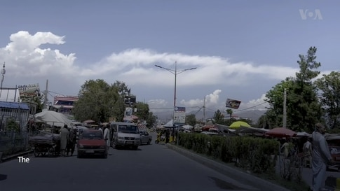 Thousands Flee Their Homes as Fighting Rages in Afghanistan's Laghman Province