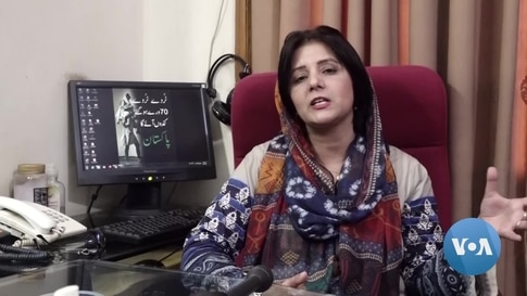 Pakistan's Female Journalists Take On Big Issues