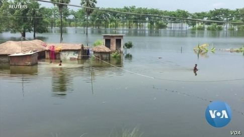 As Climate Change Alters Rainfall Patterns, Monsoons Cause Havoc in India