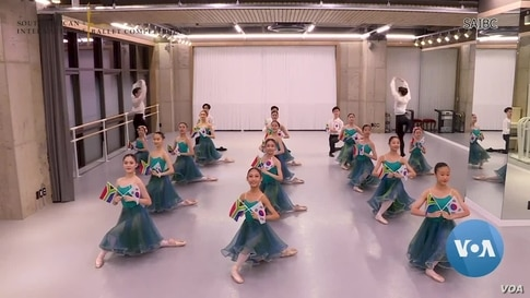 South Africa's International Ballet Competition Leaps Online During Pandemic